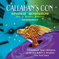 Callahan's Con by Spider Robinson audiobook