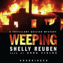 Weeping by Shelly Reuben audiobook