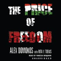 The Price of Freedom by Alex Domokos audiobook
