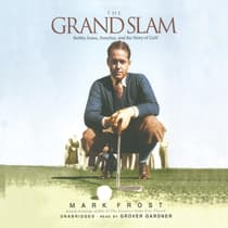 The Grand Slam by Mark Frost audiobook