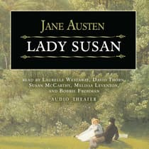 Lady Susan by Jane Austen audiobook