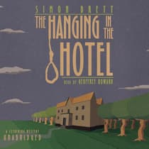 The Hanging in the Hotel by Simon Brett audiobook