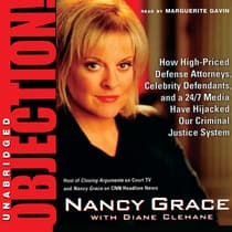 Objection! by Nancy Grace audiobook