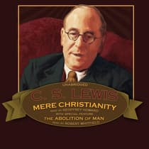 Mere Christianity Boxed Set by C. S. Lewis audiobook
