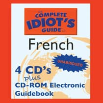 The Complete Idiot's Guide™ to French by Linguistics Team audiobook