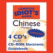 The Complete Idiot's Guide to Chinese (Mandarin) by Linguistics Team audiobook