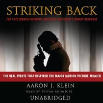 Striking Back by Aaron J. Klein audiobook