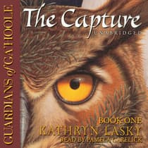 The Capture by Kathryn Lasky audiobook