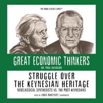 Struggle over the Keynesian Heritage by Paul Davidson audiobook