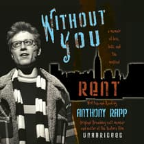Without You by Anthony Rapp audiobook