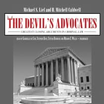 The Devil's Advocates by Michael S. Lief audiobook