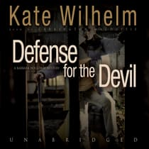 Defense for the Devil by Kate Wilhelm audiobook