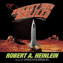 Rocket Ship Galileo by Robert A. Heinlein audiobook
