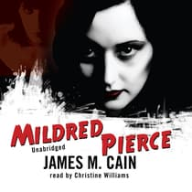 Mildred Pierce by James M. Cain audiobook