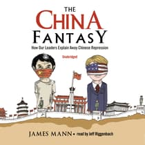 The China Fantasy by James Mann audiobook