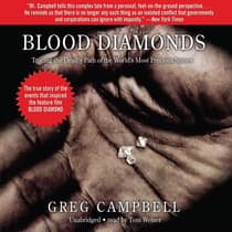 Blood Diamonds by Greg Campbell audiobook