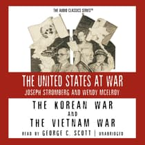 The Korean War and The Vietnam War by Wendy McElroy audiobook