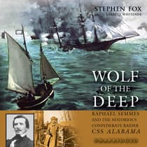 Wolf of the Deep by Stephen Fox audiobook