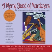 A Merry Band of Murderers by Claudia Bishop audiobook