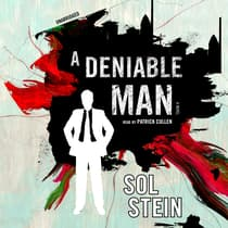 A Deniable Man by Sol Stein audiobook