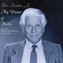 My Dinner of Herbs by Efrem Zimbalist audiobook