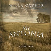 My Ántonia by Willa Cather audiobook