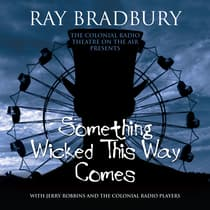 Something Wicked This Way Comes by Ray Bradbury audiobook