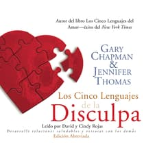 Los Cinco Lenguajes de la Disculpa [The Five Languages of Apology] by Gary D. Chapman audiobook