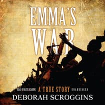 Emma's War by Deborah Scroggins audiobook