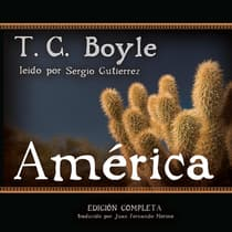 América by T. C. Boyle audiobook