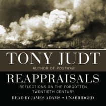 Reappraisals by Tony Judt audiobook
