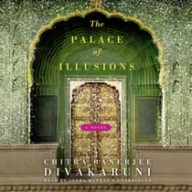 The Palace of Illusions by Chitra Banerjee Divakaruni audiobook