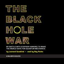 The Black Hole War by Leonard Susskind audiobook