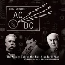 AC/DC by Tom McNichol audiobook