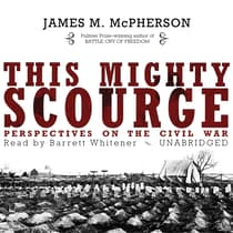 This Mighty Scourge by James M. McPherson audiobook