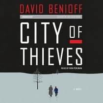 City of Thieves by David Benioff audiobook