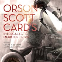 Orson Scott Card's Intergalactic Medicine Show by Orson Scott Card audiobook