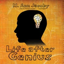 Life after Genius by M. Ann Jacoby audiobook