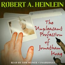 The Unpleasant Profession of Jonathan Hoag by Robert A. Heinlein audiobook