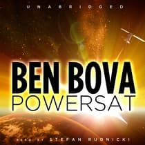 Powersat by Ben Bova audiobook