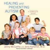 Healing and Preventing Autism by Jenny McCarthy audiobook