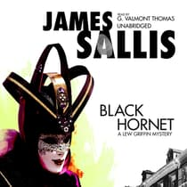 Black Hornet by James Sallis audiobook