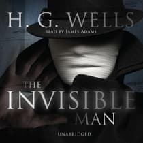 The Invisible Man by H. G. Wells audiobook