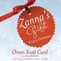 Zanna's Gift by Orson Scott Card audiobook