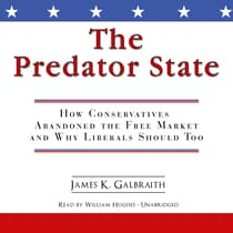The Predator State by James K. Galbraith audiobook