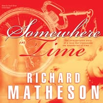 Somewhere in Time by Richard Matheson audiobook