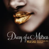 Diary of a Mistress by Miasha audiobook