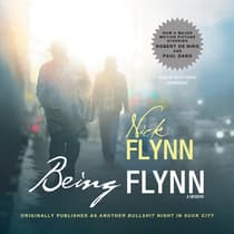 Being Flynn by Nick Flynn audiobook