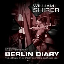 Berlin Diary by William L. Shirer audiobook