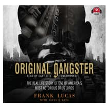Original Gangster by Frank Lucas audiobook